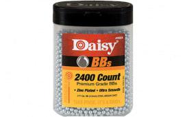 Daisy 24 Daisy BBs .177 BB Zinc-Plated Steel 2400