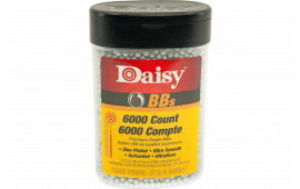 Daisy 60 PrecisionMax BBs .177 BB Zinc-Plated Steel 6000