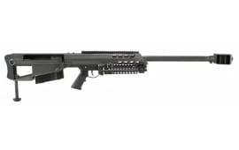 """Barrett 13312 M95 Rifle System Bolt .50 BMG 29"""" 5+1 Fixed Metal Black Parkerized"""