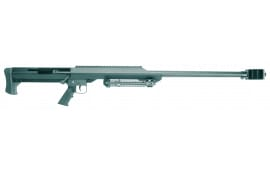 "Barrett 13307 M99 Bolt .50 BMG 32"" 1 Fixed Hard Coat Anodized"