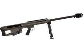 Barrett 13140 95 50BMG 29 Black SYS w/ Scope 5rd