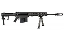 "Barrett 14084 M107A1 Semi-Auto .50 BMG 20"" 10+1 Fixed Black Cerakote"