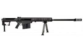 "Barrett 14085 M107A1 Semi-Auto .50 BMG 29"" 10+1 Fixed Black Cerakote"