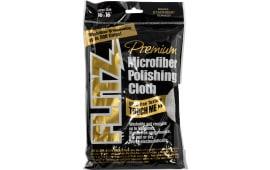 "Flitz MC200 Microfiber Polishing Cloth 16""x16"" Gray"
