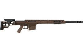 Barrett 14340 MRAD .308 Winchester 17 HVY Multirole Brown