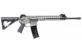 """Barrett 14639 REC7 Gen II Semi-Auto 6.8 Rem SPC 16"""" 30+1 Magpul MOE Gray Cerakote"""