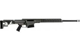 Barrett 14387 MRAD 338LAP 26 HVY BBL Gray Cerakote 10rd
