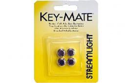 Streamlight 72030 KeyMateAlkaline LR44 Button Cell 4 Pack