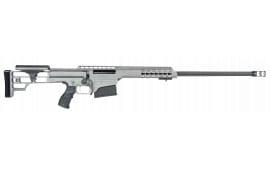 "Barrett 14805 M98B 308 Winchester 22"" 10+1 Fixed Metal Gray Stock Gray Cerakote/Black"