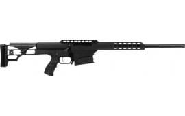 """Barrett 14811 M98B LW 260REM 22"""" Black"""