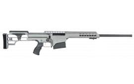 "Barrett 14815 M98B 308 Winchester 18"" 10+1 Fixed Metal Gray Stock Gray Cerakote/Black"