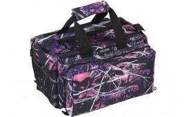 "Bulldog BD910MDG Deluxe Range Bag w/Strap Nylon 13""x7""x7"" Muddy Girl Camo"