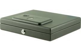 "Bulldog BD4055B Magnum Biometric Pistol Safe Fingerprint ID Black 11.5"" x 9.75"" x 2.5"" Exterior"
