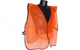 Radians SVO Safety Hunting Vest One Size Polyester Mesh HiViz Orange