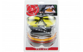 RAD T85RC Glasses 5 Lens SET