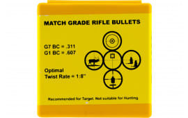 Berger Bullets 26414 Target 140 GR 100 Box