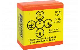 Berger Bullets 30510 Hunting VLD 30 Caliber .308 168 GR 100Bx
