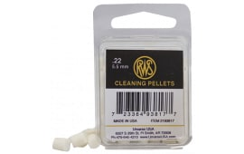 RWS 2193817 Cleaning Pellets .22 Pellet Felt 80