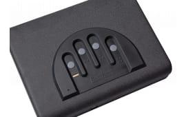 Gunvault MVB500 Micro Vault Gun Safe Black