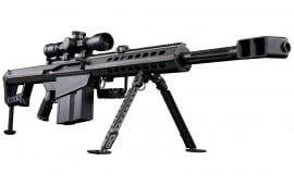 "Barrett 18073 M82-A1 PKG 50BMG 20"" 10rd, W / Nightforce SHV Scope and Barrett Zero Gap Rings"
