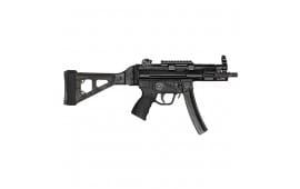 MKE Firearms MKZ5POFBR9BK MKE Z-5P SB Rail 9mm 5.8 Rail Foldin PSB