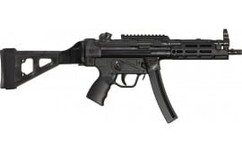 MKE Firearms MKZ5RSFBRMBK Z-5RS 9mm 8.9 SB M-lok Rail Folding PSB