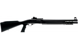 "FN 3088929145 SPL Semi-Auto 12GA 3"" 6+1 18"" Tactical Shotgun"