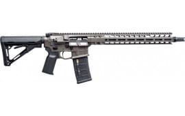 "Radian Weapons R0074 Rifle MDL 1 .300 AAC 14.5"" 30rd M-LOK Grey"