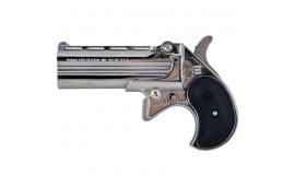 Cobra Firearms CLB38CB Derrngr LNG 38 SPL Chr/blk Derringer