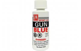 G96 1069 Gun Blue Liquid Touch Up Blueing 2 oz