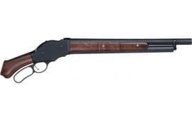 Taylors and Company 1887BL Chiappa 1887 Bootleg 12GA 18.5 Matte Blue Shotgun