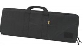 """US PeaceKeeper P30032 Mrat M4 Case 32""""x11""""x2.75"""" Black"""