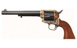 Cimarron CA514M00 Uberti P US Cavalry 45LC 7.5 Case Hardened Revolver