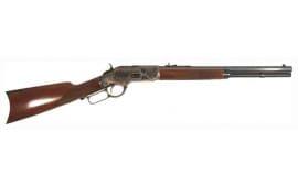 Cimarron CA2010G35 Uberti 1873 Saddle Rifle .357 Magnum 18 Case HA