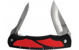 Havalon XTC-TRED Titan Jim Shockey Signature Field Knife Double-Bladed 60A/70A Stainless Steel Polymer Black/Red
