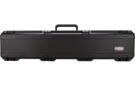 "SKB 3i4909SR iSeries 4909 Single Rifle Case 49""x9""x5"" Waterproof Black"