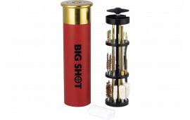 BullsEye BSGCK89 Big Shot 89-Piece Kit Universal Cleaning Kit .17-.45 Cal