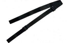 """Grovtec US Inc GTSL41 GT Utility Sling 48x1.25"""" Black"""