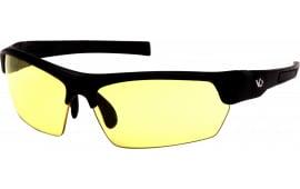 Pyramex VGSB330T Tensaw Shooting/Sporting Glasses Black