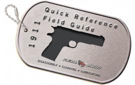Real Avid AV1911R 1911 Field Guide Booklet