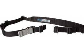 "Blue Force Gear VCAS200OABK Vickers Adjustable x 2"" None Included Swivel Nylon Hardware Cordura Black Padded"