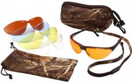 Pyramex DUCLAM1 Shooting Kit Shooting/Sporting Glasses Black Matte