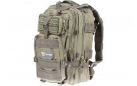 "Drago Gear 14301 GR Tracker Backpack 600D Polyester 18"" x 11"" x 11"" Green"