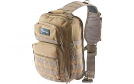 "Drago Gear 14306TN Sentry Pack iPad/Tablet Tan Backpack Tan 600 Denier 13"" x 10"" x 7"" Tan"