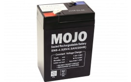Mojo HW1013 UB645 Rechargeable Battery 6V Sealed Lead-acid Power Pack