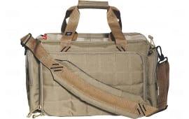 G*Outdoor T1813LRT Tactical Range Bag 1000D Nylon w/Teflon Coating Tan
