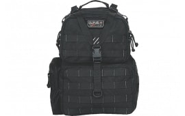 G*Outdoor T1612BPB Tact Range BP Black 1000D Nylon w/Teflon Coating