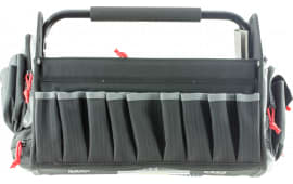 "G*Outdoors Range Bag Tote Range Bag 600 Denier 19"" x 9"" x 13"" Black"