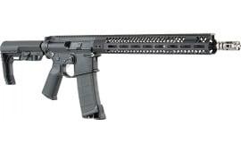 2A Armament CRF16PKM15Black1 Factory 5.56MM 16 Pencil BBL 15 Keymod