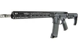 """2A Armament 2ACRF16PML15BLK1 Factory 5.56 16"""" Lightweight Barrel, 15"""" M-LOK Rail"""